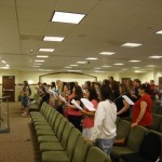 US Holiday/WG11 Conference – sing, meet, glory