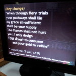 Footnotes on your lyrics: an easy way to improve your gathered worship