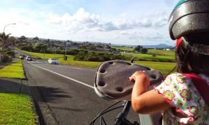 Eden bike riding Macleans