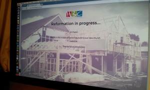 website under reformation hbc