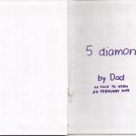 Five diamonds: a short story