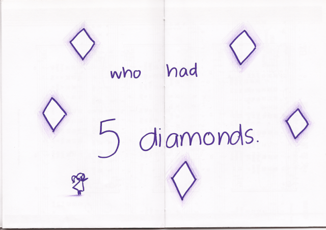 who had 5 diamonds.