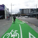 Cycling adventure: Beach Rd and Grafton Gully Cycleway
